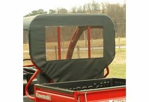 Falcon Ridge Soft Rear Panel - Kawasaki Mule SX