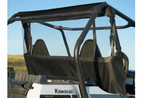 Falcon Ridge Soft Rear Panel - Kawasaki Teryx4 | Teryx 800