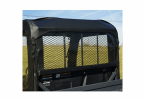 Falcon Ridge Soft Rear Panel - Kubota RTV 900 | X900 | X1120D | XG850 Sidekick