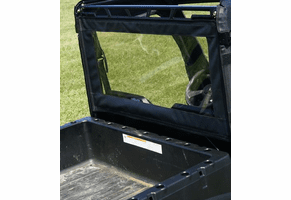 Falcon Ridge Soft Rear Panel - Mid Size Polaris Ranger