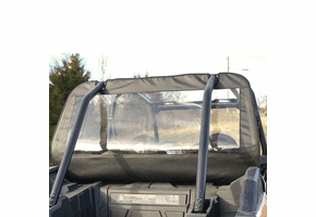 Falcon Ridge Soft Rear Panel - Polaris RZR XP 1000 | XP Turbo | S 1000 | 900 | S 900