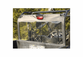 Falcon Ridge Soft Rear Panel - Textron Stampede