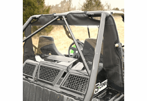 Falcon Ridge Soft Rear Panel - Textron Wildcat X