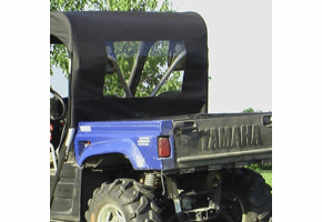 Falcon Ridge Soft Rear Panel - Yamaha Rhino