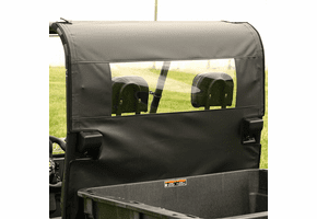 Falcon Ridge Soft Rear Window - American Sportworks Landmaster