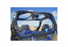 Falcon Ridge Soft Rear Window - Arctic Cat Wildcat Trail | Sport