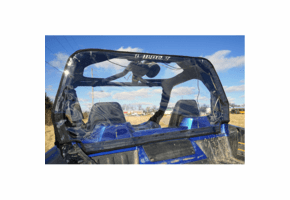 Falcon Ridge Soft Rear Window - Textron Wildcat Trail | Sport