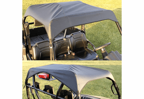 Falcon Ridge Soft Top - 2012-14 Arctic Cat Prowler w| Round Bars