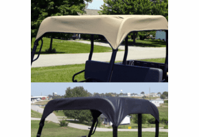 Falcon Ridge Soft Top - Bush Hog Trail Hand 4400