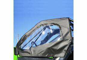 Falcon Ridge Soft Upper Doors - 2017 Arctic Cat Wildcat 1000 | X