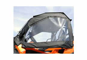 Falcon Ridge Soft Upper Doors and Rear Window - 2019-21 CF Moto ZForce 800 | 800EX | 1000