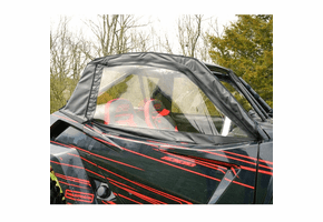 Falcon Ridge Soft Upper Doors and Rear Window - Arctic Cat Wildcat XX
