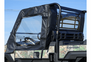 Falcon Ridge Soft Upper Doors and Rear Window - Kawasaki Mule Pro-FX | DX