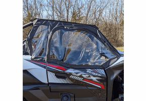 Falcon Ridge Soft Upper Doors and Rear Window - Kawasaki Teryx KRX 1000