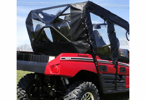 Falcon Ridge Soft Upper Doors and Rear Window - Kawasaki Teryx4