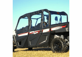 Falcon Ridge Soft Upper Doors and Rear Window - Textron Stampede 4 | 4X