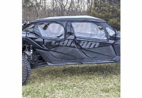 Falcon Ridge Soft Upper Doors - Can Am Maverick X3 Max
