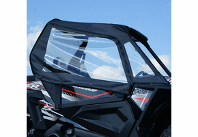 Falcon Ridge Soft Upper Doors - Polaris RZR XP 1000 | XP Turbo | S 1000 | 900 | S 900