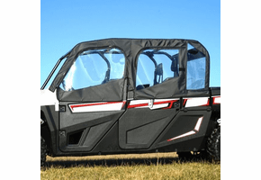 Falcon Ridge Soft Upper Doors - Textron Stampede 4 | 4X