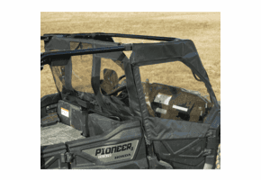 Falcon Ridge Soft Upper Front Doors and Middle Window - Honda Pioneer 1000-5