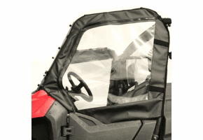 Falcon Ridge Soft Upper FRONT Doors - Honda Pioneer 700 4