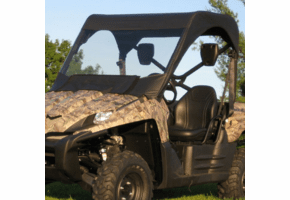 Falcon Ridge Soft Windshield and Top - 2010-13 Kawasaki Teryx 750