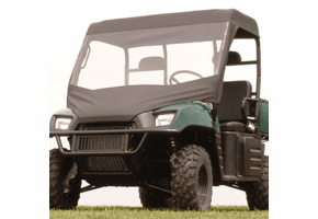 Falcon Ridge Soft Windshield and Top - 2010-14 Mid Size Polaris Ranger 400 | 500 | 570 | 800 | EV
