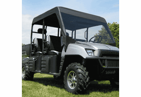 Falcon Ridge Soft Windshield and Top - 2011-14 Mid Size Polaris Ranger 500 | 570 Crew