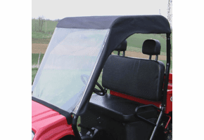 Falcon Ridge Soft Windshield and Top - Chuck Wagon