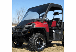 Falcon Ridge Soft Windshield and Top - Full Size Polaris Ranger