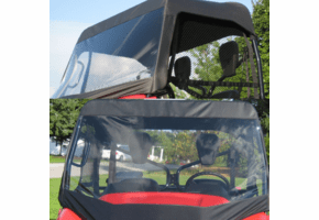 Falcon Ridge Soft Windshield and Top - Honda Big Red