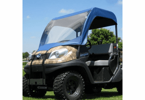 Falcon Ridge Soft Windshield and Top - Kubota RTV 400 | 900