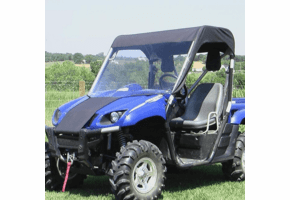 Falcon Ridge Soft Windshield and Top - Yamaha Rhino