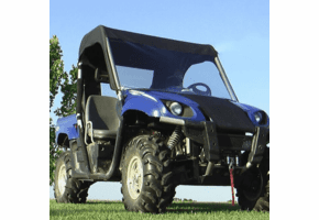 Falcon Ridge Soft Windshield, Top and Rear Window - Yamaha Rhino