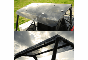 Falcon Ridge Tinted Hard Top - Polaris Ranger 150
