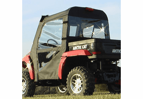 Falcon Ridge Top, Doors and Rear Window - 2006-11 Arctic Cat Prowler w| Square Bars