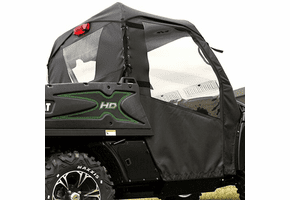 Falcon Ridge Top, Doors and Rear Window - 2012-14 Arctic Cat Prowler w| Round Bars
