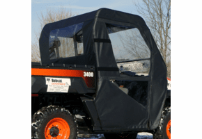 Falcon Ridge Top, Doors and Rear Window - Bobcat 2200 | 3400