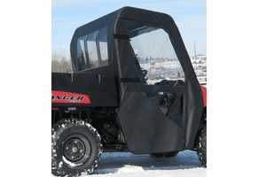 Falcon Ridge Top, Doors and Rear Window - Mid Size Polaris Ranger