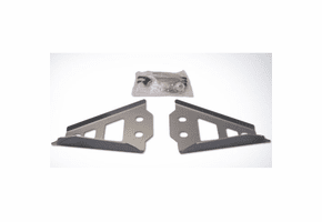Rival Rear A-Arm Guards - 2013-18 Can Am Commander
