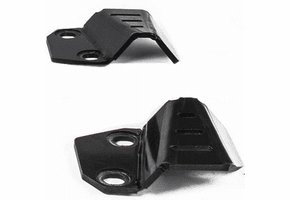 Rival Plastic Front A-Arm Guards - 2014-20 CF Moto ZForce 800 | 800EX | 1000
