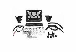 Rival Radiator Relocator Kit - 2015-19 CF Moto CForce 400 | 500 | 600 Single and Touring