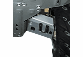 Rival Rear A-Arm Guards - 2015-20 Polaris Sportsman 450 | 570