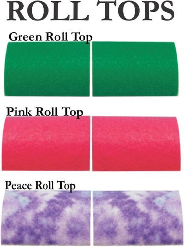 Green Roll Top