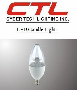 <b>Cyber Tech</b></br> High Performance LED Candle Light