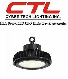 <b>Cyber Tech</b></br> Hight Power LED UFO Hight Bay  & Accessories</font></u>