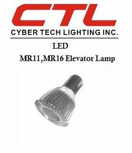 <b>Cyber Tech</b></br> LED MR11, MR16 Elevator Light Bulb</font></u>