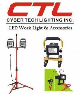 <b>Cyber Tech</b></br> LED Wrok Light & Accessories</font></u>