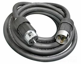 Ericson 63BSO CORDSET #6/3-8/1 SOW 50' 50A 125/250 V