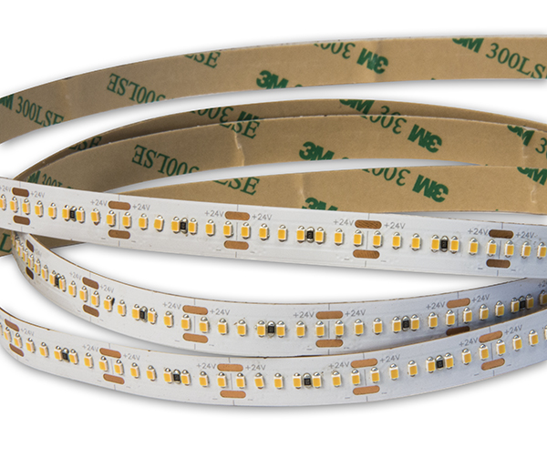 GM Ligthing HDT  Standard Output Flexible  LED Tape, 24Volt,2.5Watt/Per/ft